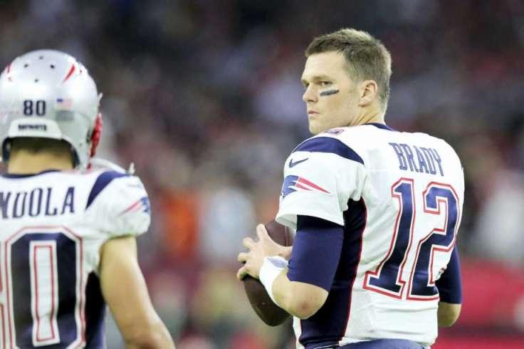 Brady anfry