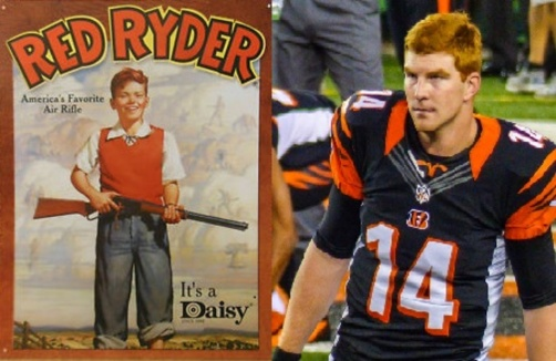 Red Ryder Andy Dalton