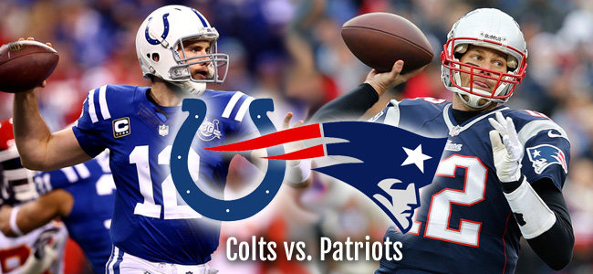 Pats Colts