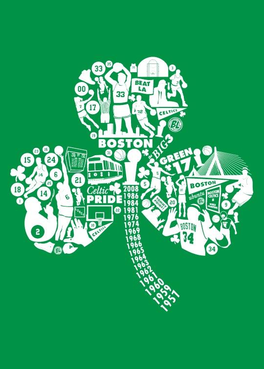 Celtics Leaf