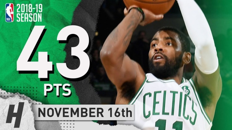 Kyrie Pts